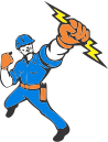Electrician Downey