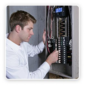 commercial electrician downey